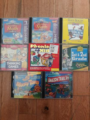 Educational Computer Games for Kids for Sale in Hesperia, CA