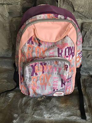 Roxy laptop backpack for Sale in Sacramento, CA