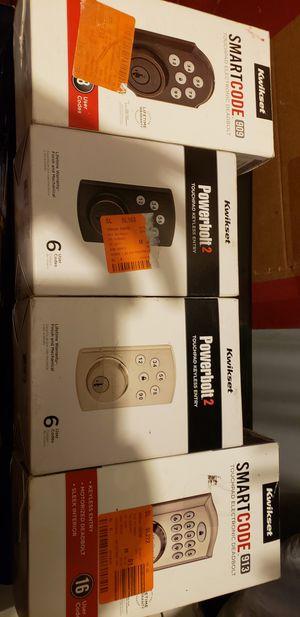 Power bolt Smart code door lock for Sale in Las Vegas, NV