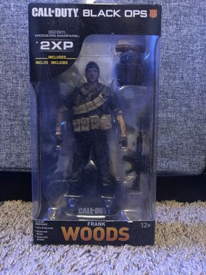 Frank Woods Call of Duty 2x XP 7 Inch Figurine for Sale in Fresno, CA