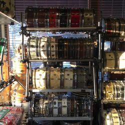 Vintage snare drums for Sale in Beverly Hills,  CA