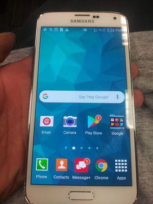 Samsung galaxy s5 verizon for Sale in Phoenix, AZ