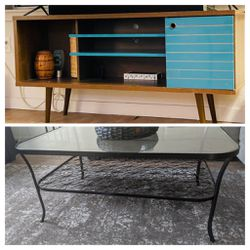 Ikea Coffee Table And Wayfair Tv Stand for Sale in Hayward,  CA