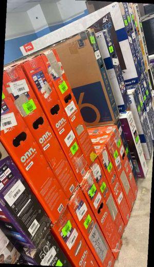 Tv liquidation sale ‼️‼️‼️‼️‼️📺📺📺📺📺 $200-$1130 U7GAR for Sale in Arlington, TX