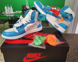 Air Jordan 1 off white size 10 for Sale in TWN N CNTRY, FL