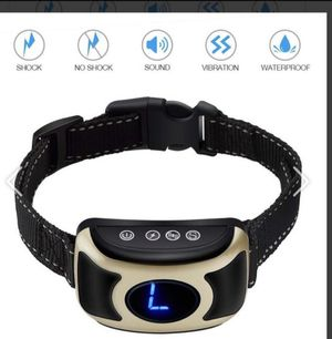 Dog Anti Bark Spray Training Rechargeable Collar for Sale in Monrovia, CA
