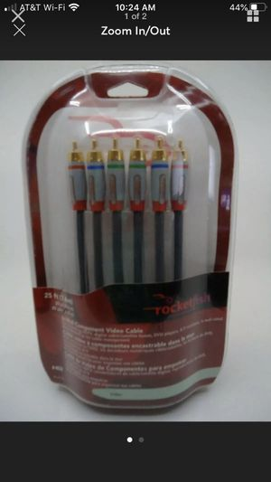 Video cable for Sale in Stoughton, MA