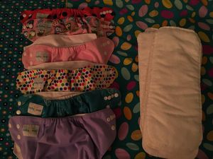Cloth (Reusable) diapers for Sale in Alexandria, VA
