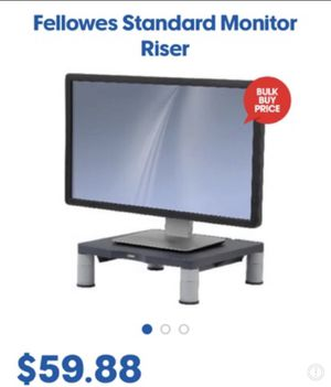 Like New Laptop or Computer Monitor Stand for Sale in San Diego, CA