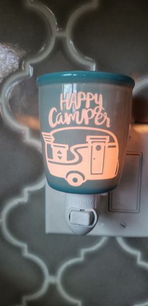 Happy Camper Scentsy Mini Warmer for Sale in Buena Park, CA