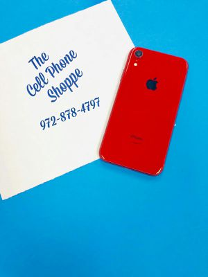 iPhone Xr Red gsm unlocked 499 Factory unlocked 599 for Sale in Carrollton, TX