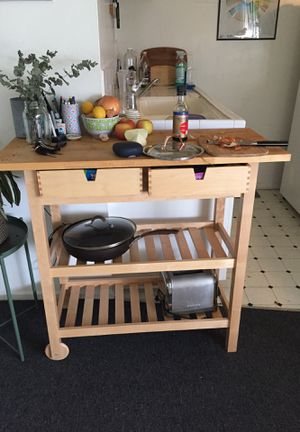 IKEA Kitchen Cart for Sale in Los Angeles, CA