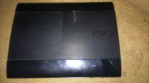 Ps3 super slim for Sale in Chicago, IL