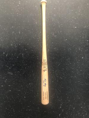 Ralph Kiner Signed Baseball Bat for Sale in La Plata, MD