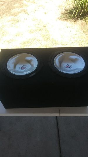 Kenwood subwoofer 12in for Sale in San Diego, CA