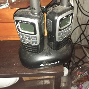 Midland( Model 18cvp15) Walkie Talkies for Sale in Denver, CO