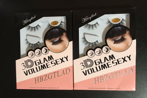 2 packs of 10 lashes- 20 total
