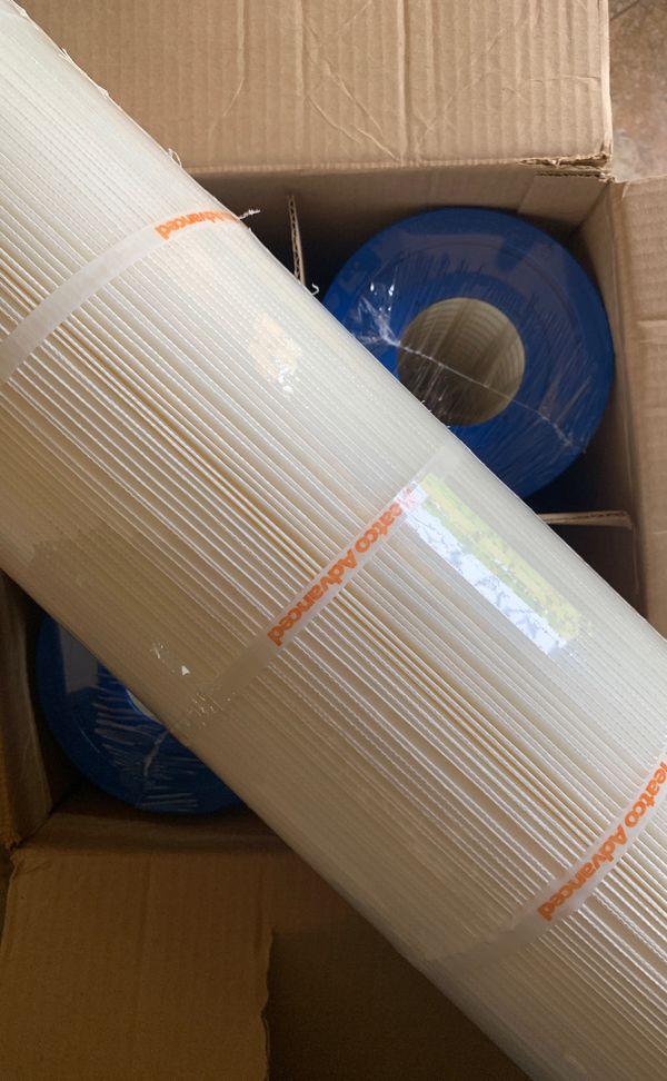 New PENTAIR POOL Filters Clean&Clear + (PCC130 - Pak4)
