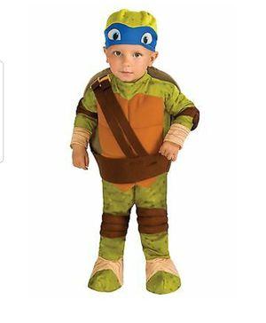 Leonardo ninja rurtles costume 2t/4t for Sale in Piney Flats, TN