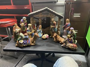 Nativity scene for Sale in Norfolk, VA