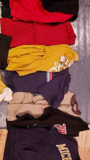 Free boys clothes small for Sale in Gaithersburg, MD