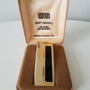 Vintage 1980s WIN Soft Quartz Lighter for Sale in Wilmington, DE