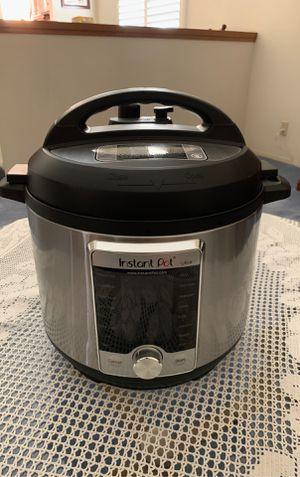 Instant Pot Ultra Excellent condition, 6 quarts for Sale in Rancho Santa Margarita, CA