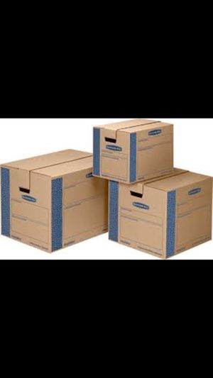 Free Moving Boxes for Sale in Thornhill, VA