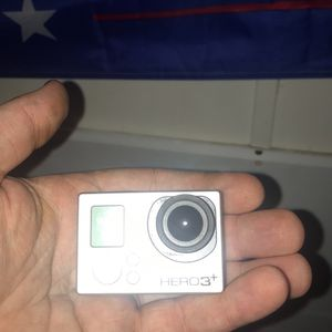 GoPro Hero 3+ Black Edition With Accessories for Sale in Palestine, TX