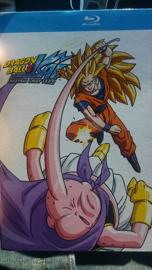 Dragonball z kai chapter 2 for Sale in Dallas, TX