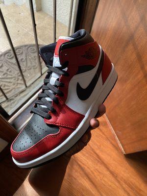 Jordan 1 Mid Chicago toe for Sale in Irvine, CA