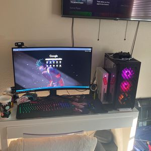 Custom Built Gaming PC for Sale in Ontario, CA