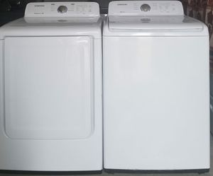 SAMSUNG WASHER AND DRYER TOP LOAD for Sale in Gallatin, TN