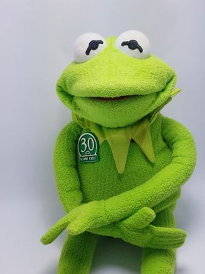 Vintage Talking Kermit the Frog 30th Anniversary Edition (1999) for Sale in Kansas City, MO