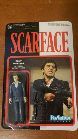 Scarface action figure for Sale in Tacoma, WA