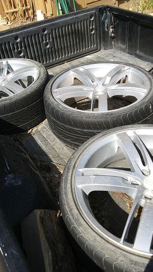 "Rims 21"" 91 Toyota Pickup for Sale in Missoula, MT"