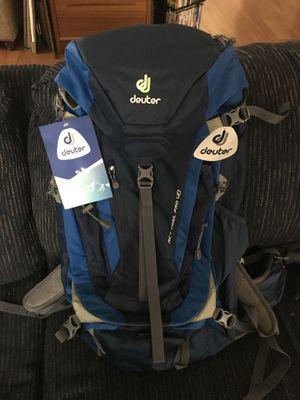 Deuter hiking backpack *NEW with tags for Sale in Broomfield, CO
