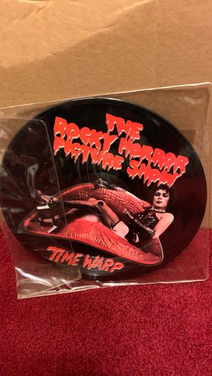 Rocky Horror Picture Show - Rare Collectible - Vinyl Dual Picture Disk for Sale in Cleveland, OH