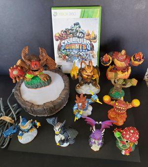 Xbox 360 Skylanders Giants Video Game Bundle for Sale in Murrieta, CA