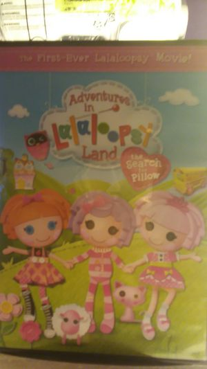 Adventures in Lalaloopsy Land DVD Used for Sale in Bakersfield, CA