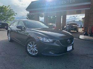 2016 Mazda Mazda6 for Sale in Fredericksburg, VA