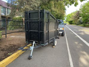 Enclosed 4x8 trailer for Sale in Milwaukie, OR