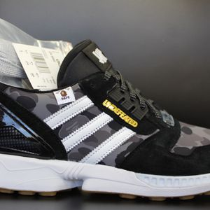 Bape x Adidas ZX 8000 Size (9) DS Never Worn - Retail prices for Sale in Miami, FL