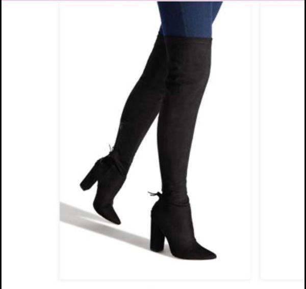Brand New High heel boots