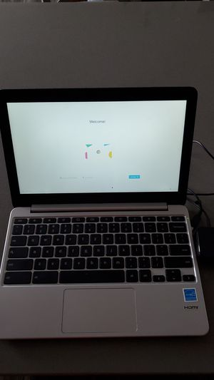 Asus chromebook laptop for Sale in Lehi, UT
