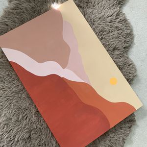Minimalistic Painting for Sale in Davis, CA