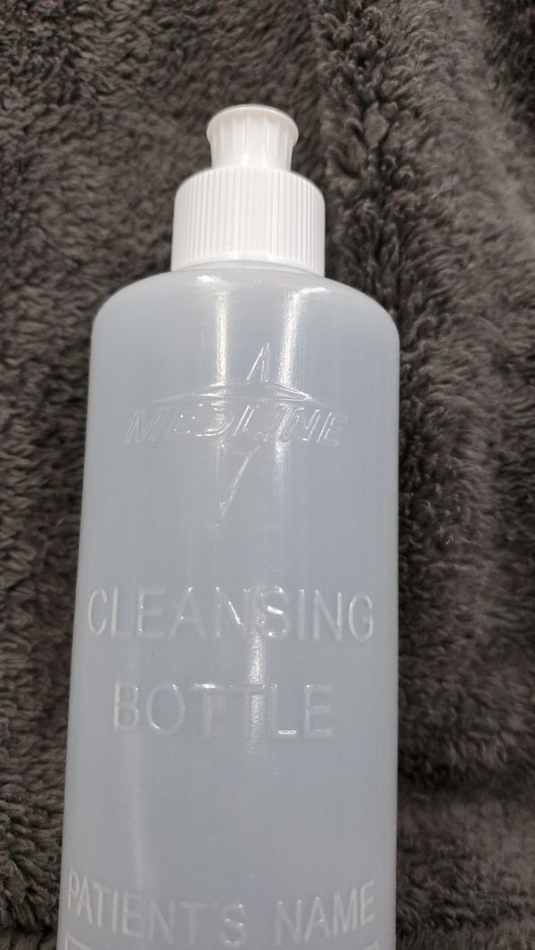 Medline Perineal Cleansing Bottles