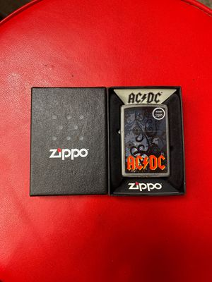AC/DC zippo for Sale in North Las Vegas, NV