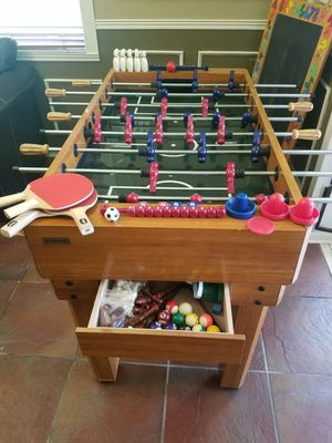 Game table for Sale in Miramar, FL