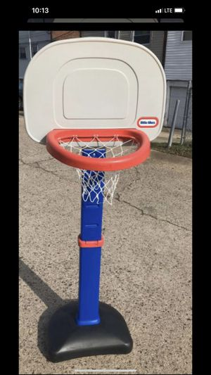 Basketball hoop for Sale in Jamison, PA